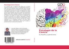 Bookcover of Psicología de la Ciencia