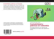 Bookcover of Contabilidad y pobreza en Colombia