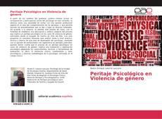 Borítókép a  Peritaje Psicológico en Violencia de género - hoz