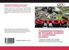 Couverture de Tratabilidad biológica de lixiviados maduros en condiciones aerobias