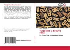 Borítókép a  Tipografía y discurso visual - hoz