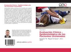 Buchcover von Evaluación Clínico – Epidemiológica de los Pacientes Lesionados