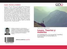Couverture de Leyes, Teorías y modelos