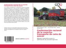 Copertina di Conformación racional de la cosecha-transporte de caña de azúcar