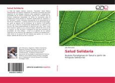 Capa do livro de Salud Solidaria