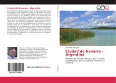 Portada del libro de Ciudad de Navarro - Argentina