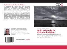 Bookcover of Aplicación de la Ciencia Política