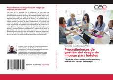 Bookcover of Procedimientos de gestión del riesgo de impago para hoteles