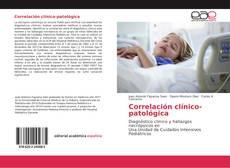 Copertina di Correlación clínico-patológica