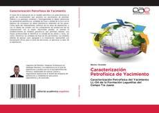 Portada del libro de Caracterización Petrofisica de Yacimiento