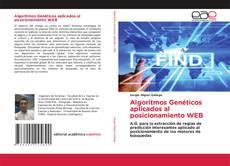Bookcover of Algoritmos Genéticos aplicados al posicionamiento WEB