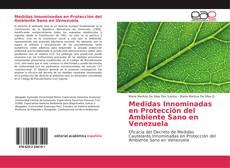 Bookcover of Medidas Innominadas en Protección del Ambiente Sano en Venezuela