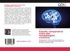 Portada del libro de Estudio comparativo entre dos metodologías creativas