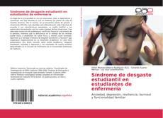 Copertina di Síndrome de desgaste estudiantil en estudiantes de enfermería