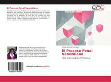 Borítókép a  El Proceso Penal Venezolano - hoz