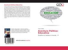 Portada del libro de Aventura Política-Educativa