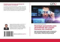 Borítókép a  Realidad aumentada para aprendizaje del cuerpo humano con Android - hoz
