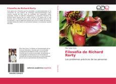 Buchcover von Filosofía de Richard Rorty