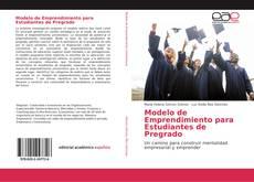 Обложка Modelo de Emprendimiento para Estudiantes de Pregrado