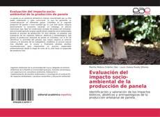 Portada del libro de Evaluación del impacto socio-ambiental de la producción de panela