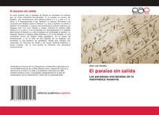 Bookcover of El paraíso sin salida