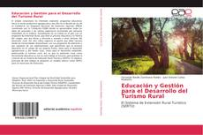 Portada del libro de Educación y Gestión para el Desarrollo del Turismo Rural