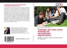 Обложка Trabajos de aula como método de aprendizaje significativo