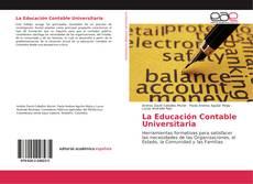 Couverture de La Educación Contable Universitaria