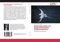 Portada del libro de Comunicación en Organizaciones Empresariales