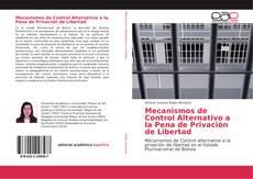Bookcover of Mecanismos de Control Alternativo a la Pena de Privación de Libertad