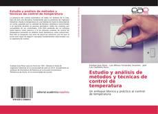 Обложка Estudio y análisis de métodos y técnicas de control de temperatura