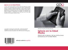 Bookcover of Iglesia en la Edad Media