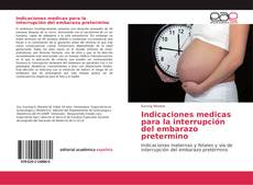 Обложка Indicaciones medicas para la interrupción del embarazo pretermino