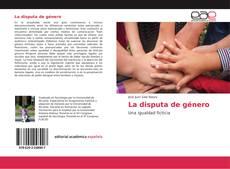 Capa do livro de La disputa de género
