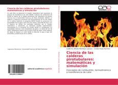 Portada del libro de Ciencia de las calderas pirotubulares: matemáticas y simulación