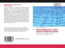 Portada del libro de Multiobjective Tabu Search Optimization