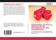 Portada del libro de Habilidades técnicas y tácticas de los boxeadores de alta competencia