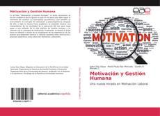 Capa do livro de Motivación y Gestión Humana