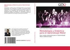 Обложка Metodología y Didáctica para el Aprendizaje Motor