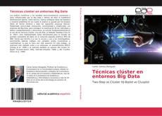 Обложка Técnicas clúster en entornos Big Data