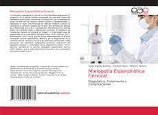 Couverture de Mielopatía Espondilótica Cervical