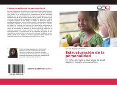 Buchcover von Estructuración de la personalidad