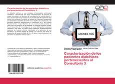 Buchcover von Caracterización de los pacientes diabéticos pertenecientes al Consultorio 3