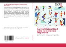 Обложка La Multilateralidad para la Iniciación Deportiva