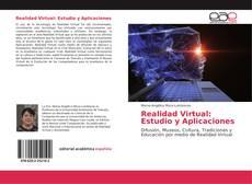 Portada del libro de Realidad Virtual: Estudio y Aplicaciones