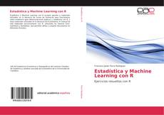 Capa do livro de Estadística y Machine Learning con R