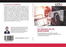 Copertina di La música en la publicidad