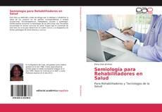 Portada del libro de Semiología para Rehabilitadores en Salud