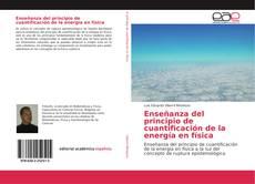 Buchcover von Enseñanza del principio de cuantificación de la energía en física