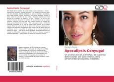 Couverture de Apocalipsis Conyugal